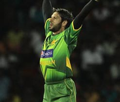 Afridi set to shoulder anti-polio drive in Pakistan