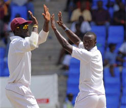 Antigua Test: West Indies defeat New Zealand by nine wickets