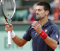 London Olympic Tennis: Djokovic, Tsonga survive scare