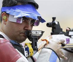 Olympics Shooting: I am sure Gagan will do well: Bindra