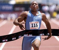 Former champ Greene backs Blake to beat Bolt in 100m