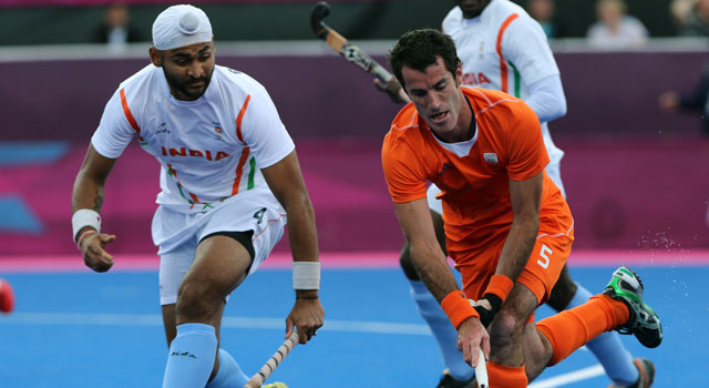 London Olympics Hockey: India vs Netherlands-As it happened...