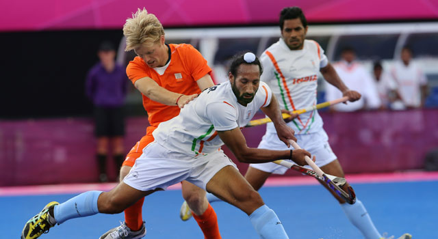 Olympics hockey: India go down 2-3 to the Netherlands