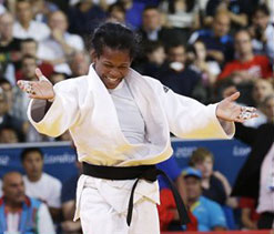 Olympic 2012: Cuban wins silver in judo