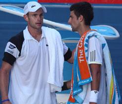 London Olympics 2012 Tennis: Roddick to take on Djokovic