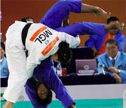 London Olympics Judo: Garima Chaudhary knocked out
