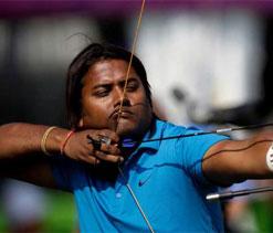Olympic 2012 Archery: Jayanta Talukdar, Chekrovolu Swuro miss mark