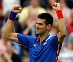 Olympics 2012 Tennis: Djokovic storms past Roddick