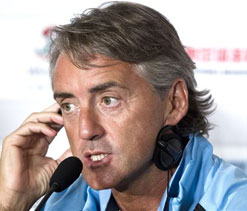 Man City was rightful Premier League champions: Mancini
