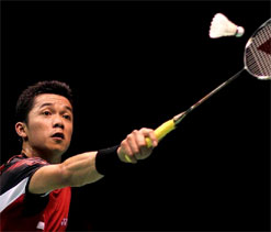 Olympic badminton: Hidayat to revive rivalry against Lin Dan