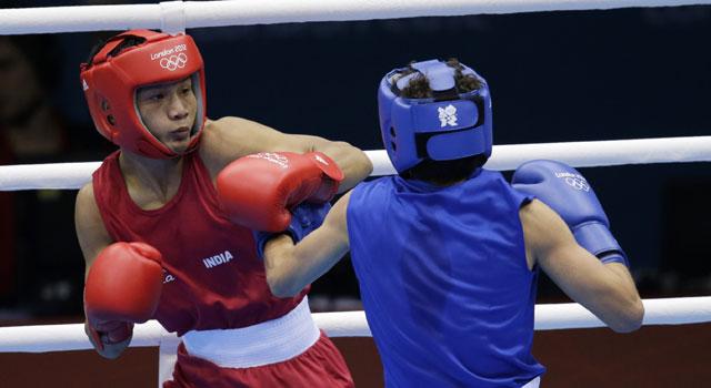 London Olympics 2012 Boxing: Devendro Singh vs Bayron Molina-As it happened...
