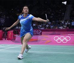 Olympics 2012 badminton: Jwala Gutta, V Diju duo crashes out