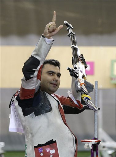 Olympics 2012: Huge stone off my chest, says bronze medallist Narang