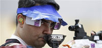 2012 London Olympics: Gagan Narang bags bronze in 10m air rifle event