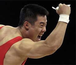 London Olympics 2012 weightlifting: North Korean lifter breaks world record