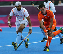 London 2012 Hockey: India take on New Zealand today