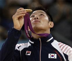 Olympic judo: Kim scores revenge over Bischof for gold