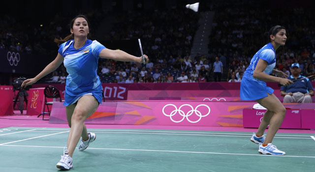 London Olympics: Jwala Gutta-Ashwini Ponappa register 1st win; stay in QF contention