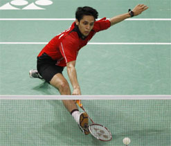 London Olympics 2012 Badminton: Parupalli Kashyap beats World No 11 to enter pre-quarters
