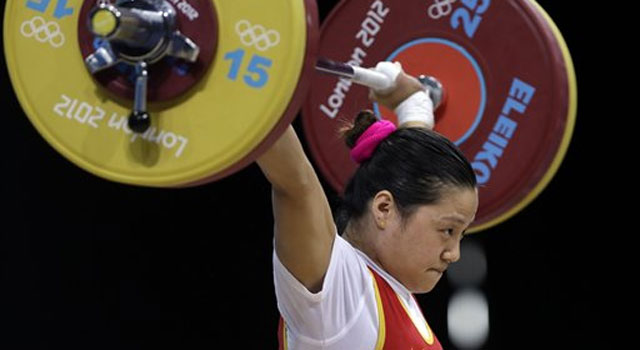 Olympics 2012: China`s Li lifts Olympic gold in 58 kg, breaks record