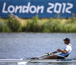 London Olympics 2012: Indian rowers out of medal contention