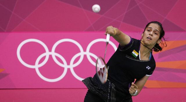London Olympics 2012 Badminton: Saina Nehwal sails into pre-quarterfinals