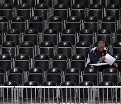 CWG echo in Olympics empty seats fiasco