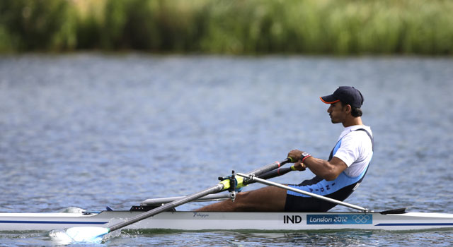London Olympics 2012 Rowing: Indian rowers out of medal reckoning