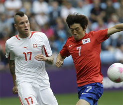 Olympics 2012: Swiss Olympic team expels player for racist tweet