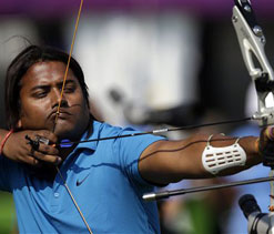 London Olympics archery: Jayanta Talukdar is another Indian casualty