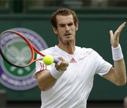 Wimbledon 2012: Andy Murray storms past Ferrer in a thriller