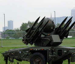 UK Government gives 'go-ahead' to deploy Olympics air defence systems