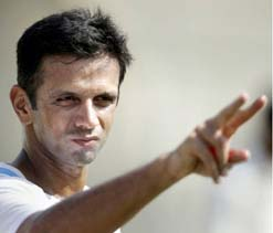 Dravid rates Ganguly, Dhoni as best captains