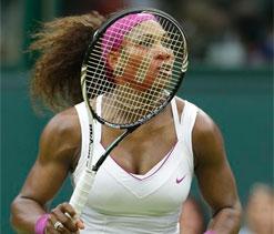 Wimbledon 2012: Serena Williams sets up semifinal clash with Azarenka