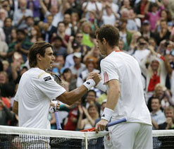 Wimbledon 2012: Andy Murray vs David Ferrer – As it happened…