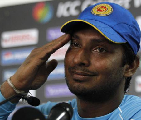 Sangakkara returns to the top of the world