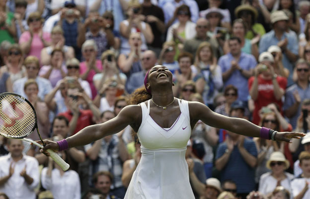 Wimbledon 2012: Serena to meet Radwanska to meet in the final