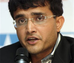 Not bothered by Chappell`s comments: Ganguly
