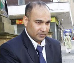 Pak cricketer in UK jailed for bogus marriage