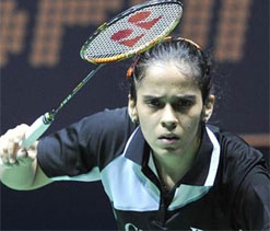 Saina Nehwal leads Indian shuttlers` quest for Olympic glory