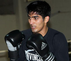 Vijender Singh unfazed by pressure of expectations ahead of Olympics