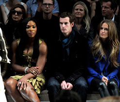 Wimbledon final: Serena Williams rooting for Andy Murray against Federer
