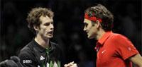 Roger Federer, Andy Murray set up Wimbledon showdown