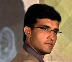 Bhupathi should have partnered Leander: Ganguly