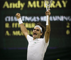 Bet on Federer in 2003 gives Oxfam $155,000