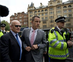 Chelsea captain John Terry`s racism trial begins
