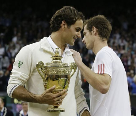 Wimbledon 2012 men's final: Federer vs Murray - As it happened...