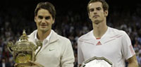 Wimbledon men's final: Magnificent Federer wins record 7th title