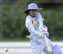 Indian eves lose fourth ODI as England level series 2-2 