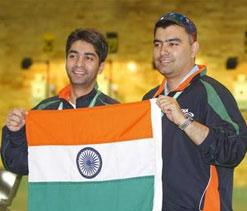 London 2012: The golden generation of Indian shooters